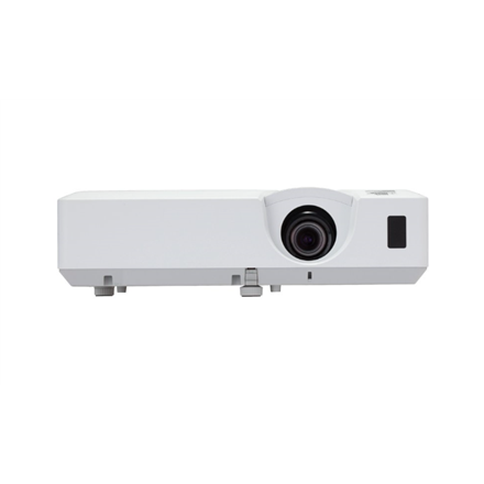 Hitachi CP-WX3530WN 3LCD WXGA 16:10 1280x800 3700Lm 5000:1 Zoom 1.2x Lamp 5000-10000h VGAx2, HDMI,USBx2,USB Display,S-Video,RCA,Audio in-out 3kg Speaker 16W White