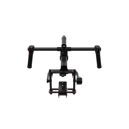 DJI Ronin-MX Gimbal Stabilizer, Support Cameras up to 4.5kg, Four Operation Modes (Underslung Mode, Upright Mode, Briefcase Mode, Aerial Mode, Jib or Wirecam Mode)