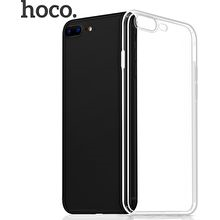 hoco. Light series Case, Apple, iPhone 7 Plus/8 Plus, Frosted TPU, Transparent