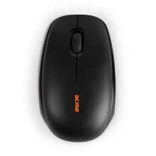 Bevielė pelė ACME MW12 Mini wireless optical mouse