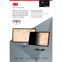 3M PF185W9B Privacy Filter for for LCD Monitor 18.5""