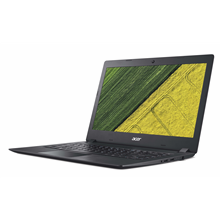"Acer Aspire 1 A114-31 Black, 14 "", HD, 1366 x 768 pixels, Matt, Intel Celeron, N3450, 4 GB,"