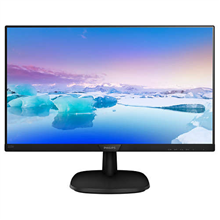 "Philips 223V7QHSB/00 21.5 "", IPS, FHD, 1920 x 1080 pixels, 16:9, 5 ms, 250 cd/m², Black"