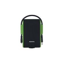 """ADATA External Hard Drive HD725 1000 GB, 2.5 """", USB 3.1, Green"""