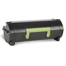 Lexmark 502HE Black Toner Cartridge High Corporate (5k) for MS310d, MS310dn, MS410d, MS410dn, MS510dn, MS610dn, MS610de
