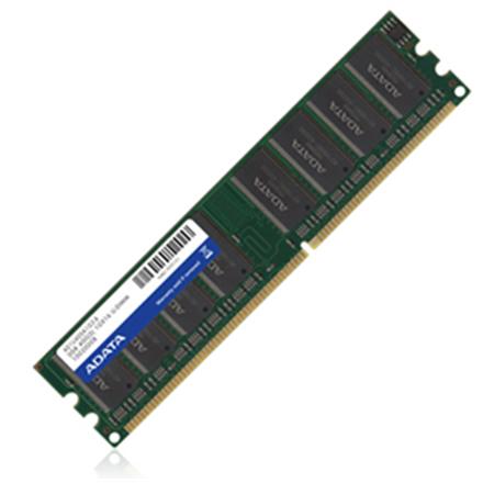 A-DATA 1GB DDR DIMM 400 64x8 3 - Retail