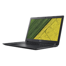 "Acer Aspire 3 A315-51 Black, 15.6 "", HD, 1366 x 768 pixels, Matt, Intel Core i3, i3-6006U, 4"