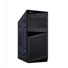 Linkworld VC056-06U Black, ATX, Power supply included No