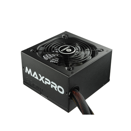 Enermax MaxPro series 700W, (80PLUS), Single +12V Rails/ Silent 120mm FAN/ High efficiency >86%/ Active PFC PSU, retail packing  700 W, 648 W, 700W (648W on +12V) W