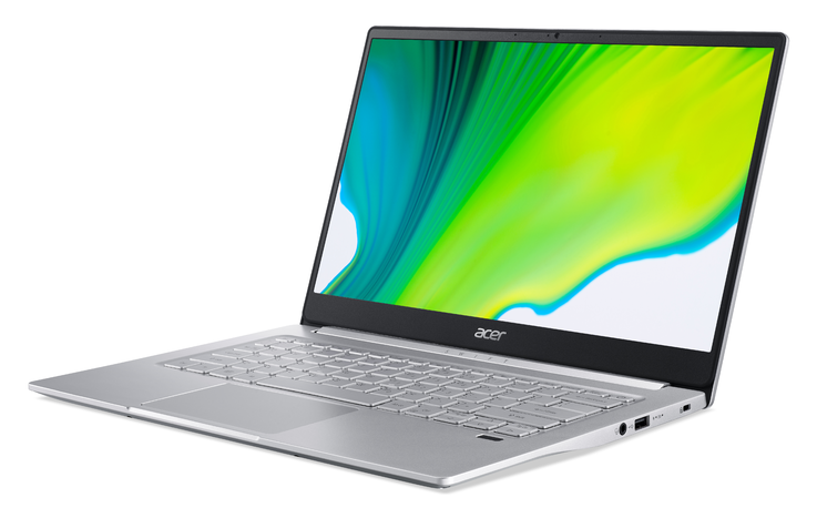 Acer  Swift 3 SF314-42-R9K6 Pure Silver