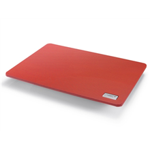 "Deepcool notebook cooler N1red up to 15.6"" nb, 1x180mm fan"