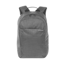 """Tucano RAPIDO GRAP Fits up to size 15.6 """", Grey, Shoulder strap, Backpack"""