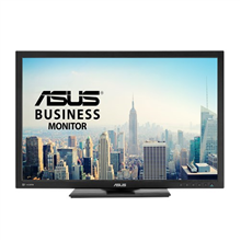 "Asus Business LCD BE249QLBH 23.8 "", IPS, FHD, 1920 x 1080 pixels, 16:9, 5 ms, 250 cd/m², Black, IPS, Mini-PC Mount Kit, Flicker free, Low Blue Light, Ergonomic Stand, HDMI"