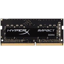 Kingston Impact Black DDR4 4GB 2400MHz SODIMM Kingston
