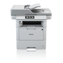 Brother MFC-L6900DW Multifunction Laser Printer with Fax / A4 / Up to 50ppm / Duplex / 520 paper