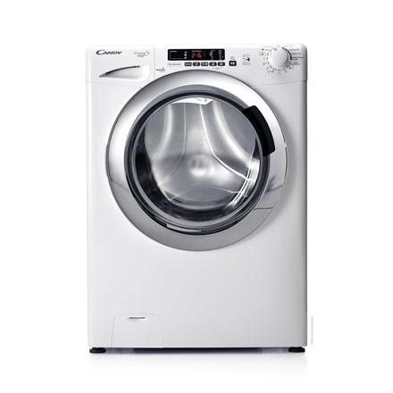 Candy Smart Washing Mashine GVS 138DC3-S Front loading, Washing capacity 8 kg, 1300 RPM, A+++, Depth 52 cm, Width 60 cm, White
