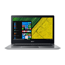 "Acer Swift 3 SF315-51 Silver, 15.6 "", Full HD, 1920 x 1080 pixels, Intel Core i5, i5-7200U, 8"