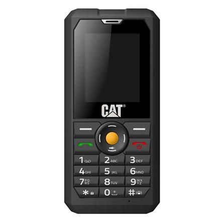 Caterpillar CAT B30 Outdoor GSM Phone Dual SIM 2″TFT 176×220 /  256MB/  Camera 2.0MP/  microSD, up to 16GB/ microUSB,3G,BT/  FM,MP3 player,1.8 meter drop proof,Torch