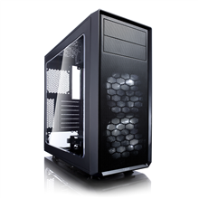 Fractal Design Focus G Black Window Black, ATX, Power supply included No