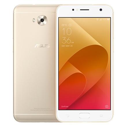 Asus ZenFone 4 Live ZB553KL Sunlight Gold, 5.5 , IPS, 1280 x 720 pixels, Qualcomm Snapdragon 425, 8917, Internal RAM 2 GB, 16 GB, microSD, Dual SIM, Nano-SIM, 3G, 4G, Main camera 13 MP, Second camera 13 MP, Android, 7.0, 3000 mAh, Warranty 24 month(