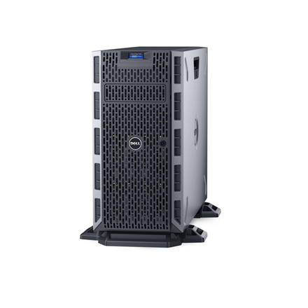 "Dell Server PowerEdge T330 Xeon E3-1220v6/No RAM/No HDD/8x3.5"" (Hot-plug)/PERC H330/iDRAC8 Express/2x495W PSU/No OS/3Y Warranty"