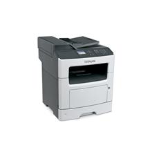 "Lexmark MX310dn Multifunction Mono Laser Printer/ Print, copy, scan, fax/ 1200 x 1200 dpi/ 35 ppm/ 800 MHz/ 256 MB/ 300-Sheet Input/ 2,4"" LCD Display/Ethernet 10/100/100/ USB 2.0/ White"