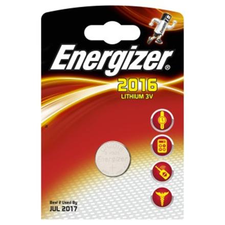 Energizer CR2016, Li baterija