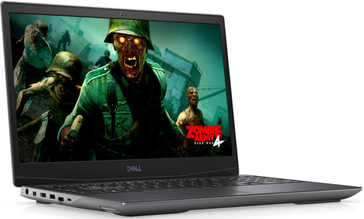 Dell  G5 15 5505 AG Silver