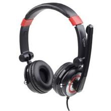 Gembird 5.1 surround USB headset / 40 mm speaker / 32 Ohm / 20-20000 Hz / 105 dB ± 3 dB / 150 mW / Cable 2.0 m / USB 2.0