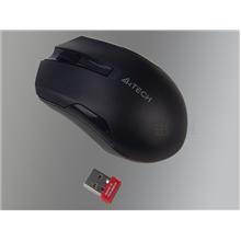 A4Tech Mouse G3-200N, V-Track padless, black wireless, mouse