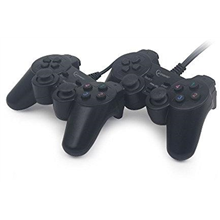 Gembird Double USB dual vibration gamepad