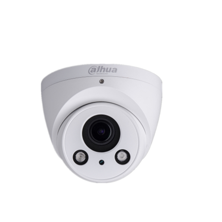 Dahua IPC-HDW2431R-ZS Eyeball, 4.0 MP, 2.7-12mm, Power over Ethernet (PoE), IP67, H.264, Micro SD, Max.128GB