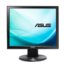 "ASUS VB199T 19"" LCD 0.294/50M:1/5ms/H=178 V=178/250cdqm/VESA wall mount/DVI/D-Sub/1W x 2"