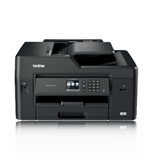 Brother MFC-J6530DW Colour, Inkjet, Multifunction Printer, A3, Wi-Fi, Black