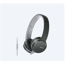 Sony MDR-ZX660APB 3.5mm (1/8 inch), Headband/On-Ear, Microphone, Black