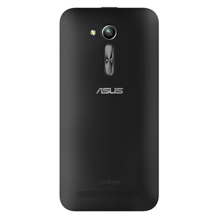 Asus ZenFone Go ZB450KL Black, 4.5 , TN, 854 x 480 pixels, Qualcomm, Snapdragon 410 MSM8916A, Internal RAM 1 GB, 8 GB, Micro SD Card up to128 GB, Micro SIM, Dual SIM, 3G, 4G, Main camera 8 MP, Second camera 2 MP, Android, 6.0, 2070 mAh, Warranty 12