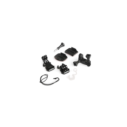 GoPro AGBAG-001 Expand your mounting options, or use as a resource for replacement parts, Includes parts and mounts for a variety of uses.
