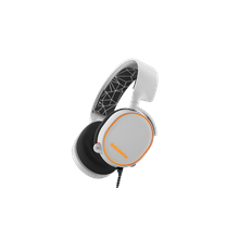 SteelSeries Arctis 5 gaming headsets 61444 USB or Single 3.5mm, 4-Pole Plug via included adapter,