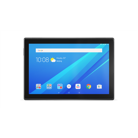 Lenovo IdeaTab 4-X304F 10.1 , Black, IPS, 1280 x 800 pixels, Qualcomm, Snapdragon 425, 2 GB, LPDDR3, 16 GB, Bluetooth, 4.0, 802.11 B G N, Front camera, 2 MP, Rear camera, 5 MP, Android, 7.0