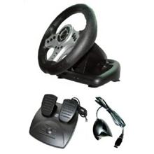 Gembird STR-W1-VF Wireless 2.4GHz steering wheel with vibration