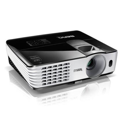 BenQ MX666+ XGA 4:3 1024x768 3500Lm 13000:1 Zoom 1.3x 3D ready Lamp 4500-6500h VGAx2,HDMI,MHL,USB Display,WiFi via Dongle with NFC,USBx2,RCA,RS232,S-Video,Audio in-out 2.65kg Speaker 10W Lamp 240W Black