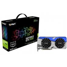 Palit GameRock Premium NVIDIA, 8 GB, GeForce GTX 1080, GDDR5X, PCI Express 3.0, Processor frequency 1746 MHz, Memory clock speed 10500 MHz, DVI-D ports quantity 1, HDMI ports quantity 1