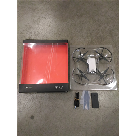 SALE OUT. Ryze Tech Tello Toy drone, powered by DJI Ryze Tech REFURBISHED WITHOUT ORIGINAL PACKAGING