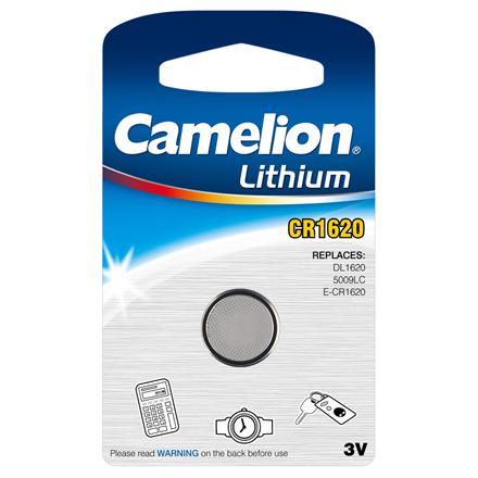 Camelion CR1620, Li baterija