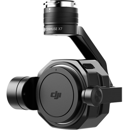 DJI Zenmuse X7 Camera 6K Video, 20MP Photos, 3-Axis Gimbal (lens excluded)