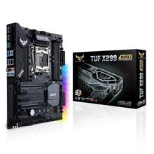 Asus TUF X299 MARK 2 Processor family Intel, Processor socket LGA2066, DDR4, Memory slots 8, Supported hard disk drive interfaces M.2, SATA, Number of SATA connectors 6, Chipset Intel X, ATX