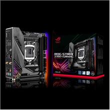 Asus ROG STRIX Z390-I GAMING Processor family Intel, Processor socket LGA1151, DDR4, Memory slots 2, Number of SATA connectors 4, Chipset Intel Z, ITX