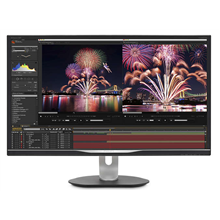 """PHILIPS 328P6AUBREB/00 31.5""""Flat Wide Monitor, 2560x1440, 4ms, 16:9, 450 cd/m²"""