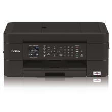 Brother Multifunctional printer MFC-J491DW Colour, Inkjet, 4-in-1, A4, Wi-Fi