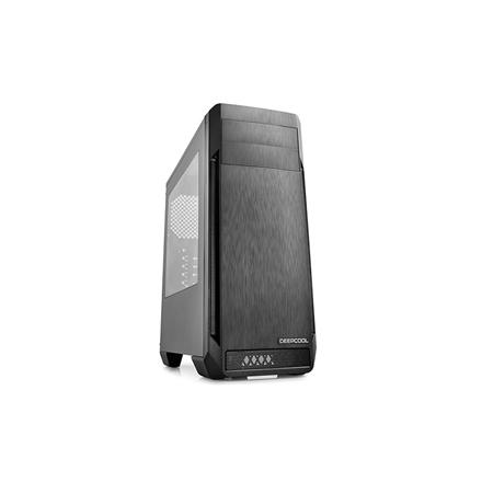 deepcool D-SHIELD USB 3.0 x1, USB 2.0 x1, Mic x1, Spk x1,   black, Midle-Tower deepcool D-Shield Side window, USB 3.0 x1, USB 2.0 x1, Mic x1, Spk x1,   black, Midle-Tower